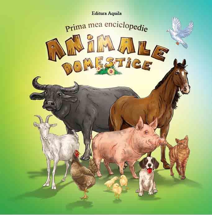Prima mea enciclopedie animale domestice 1