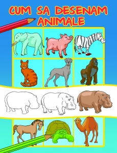 Cum sa desenam animale - 1